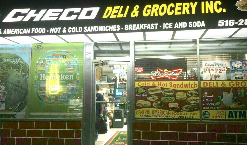 Checo Deli and Grocery Has Gone Green