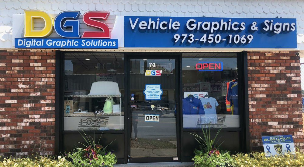 Digital Graphics Solutions Has Gone Green